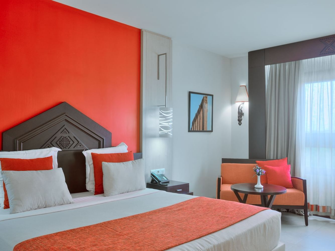 Standard room in Azalai hotel