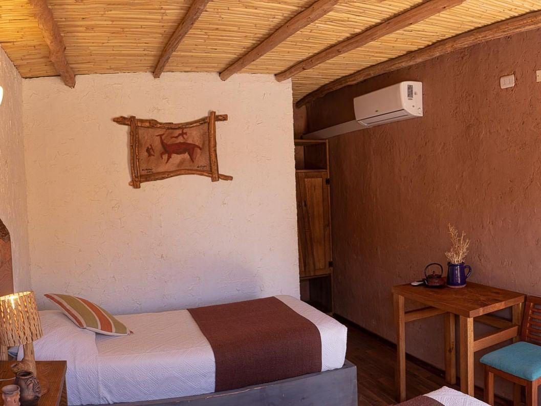 Habitaciones Plus en Hotel Don Raúl