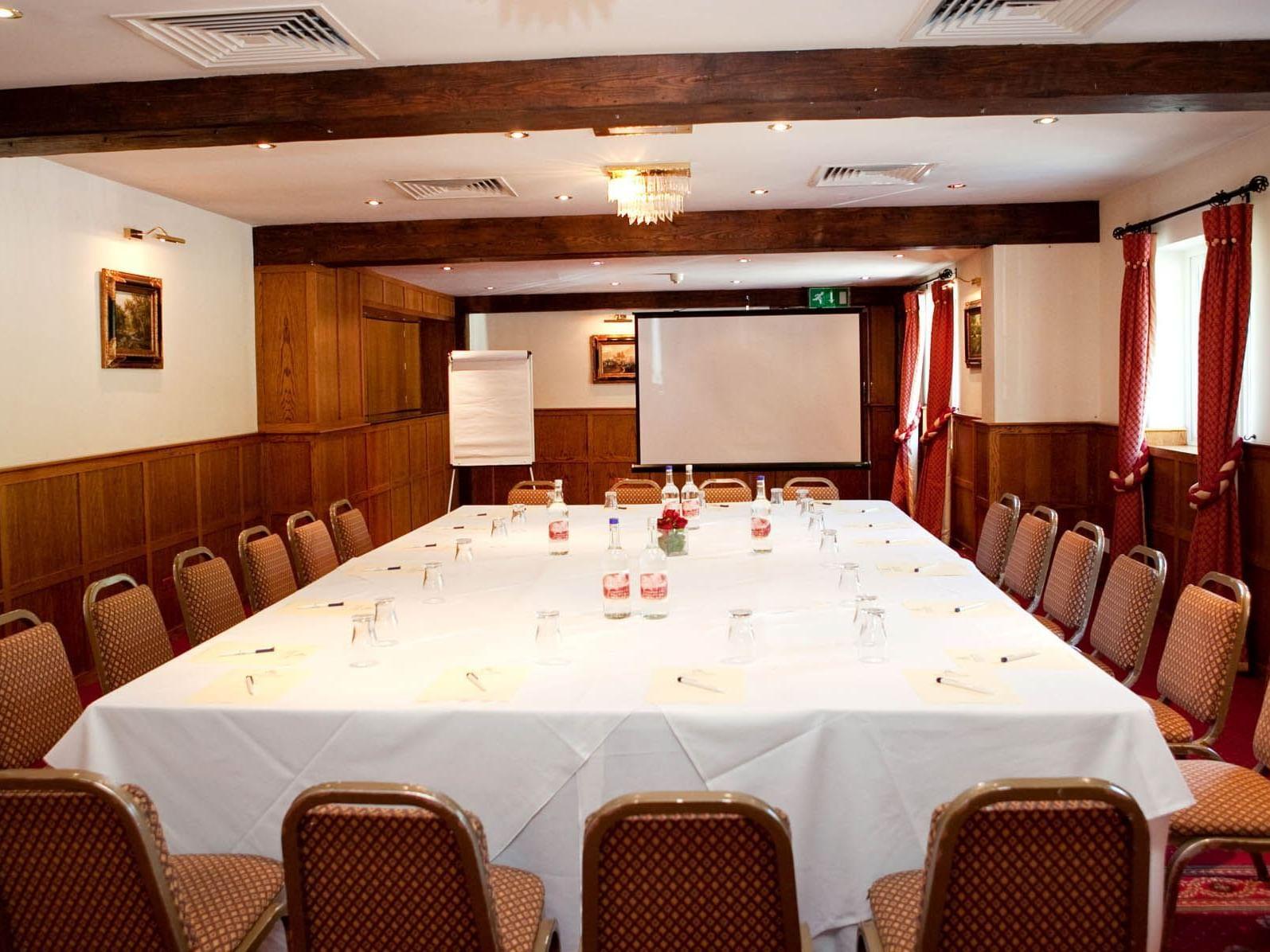 Windsor meeting room at Barn Hotel Ruislip near London