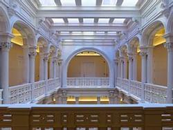 Interior view of the Salt Galata near CVK Hotels