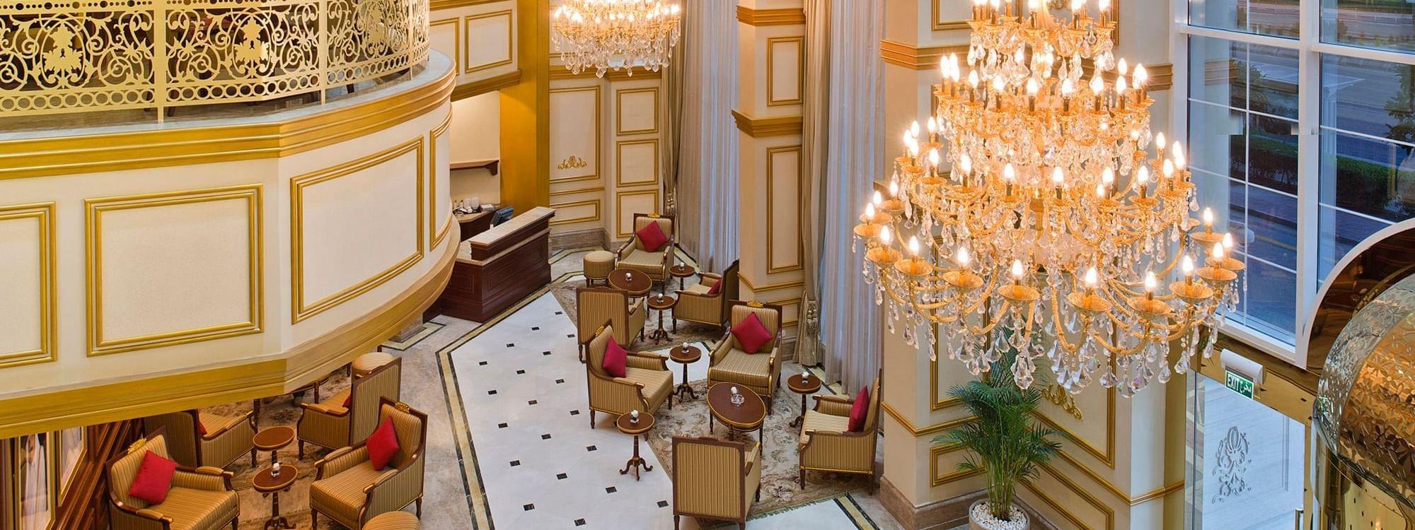 Warwick Doha Lobby