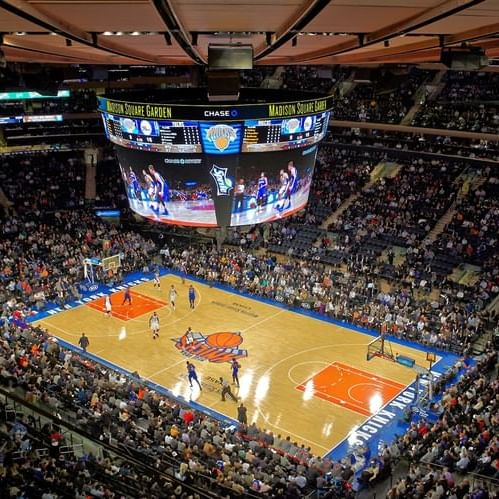 Madison Square Garden - WARWICK CORPORATE