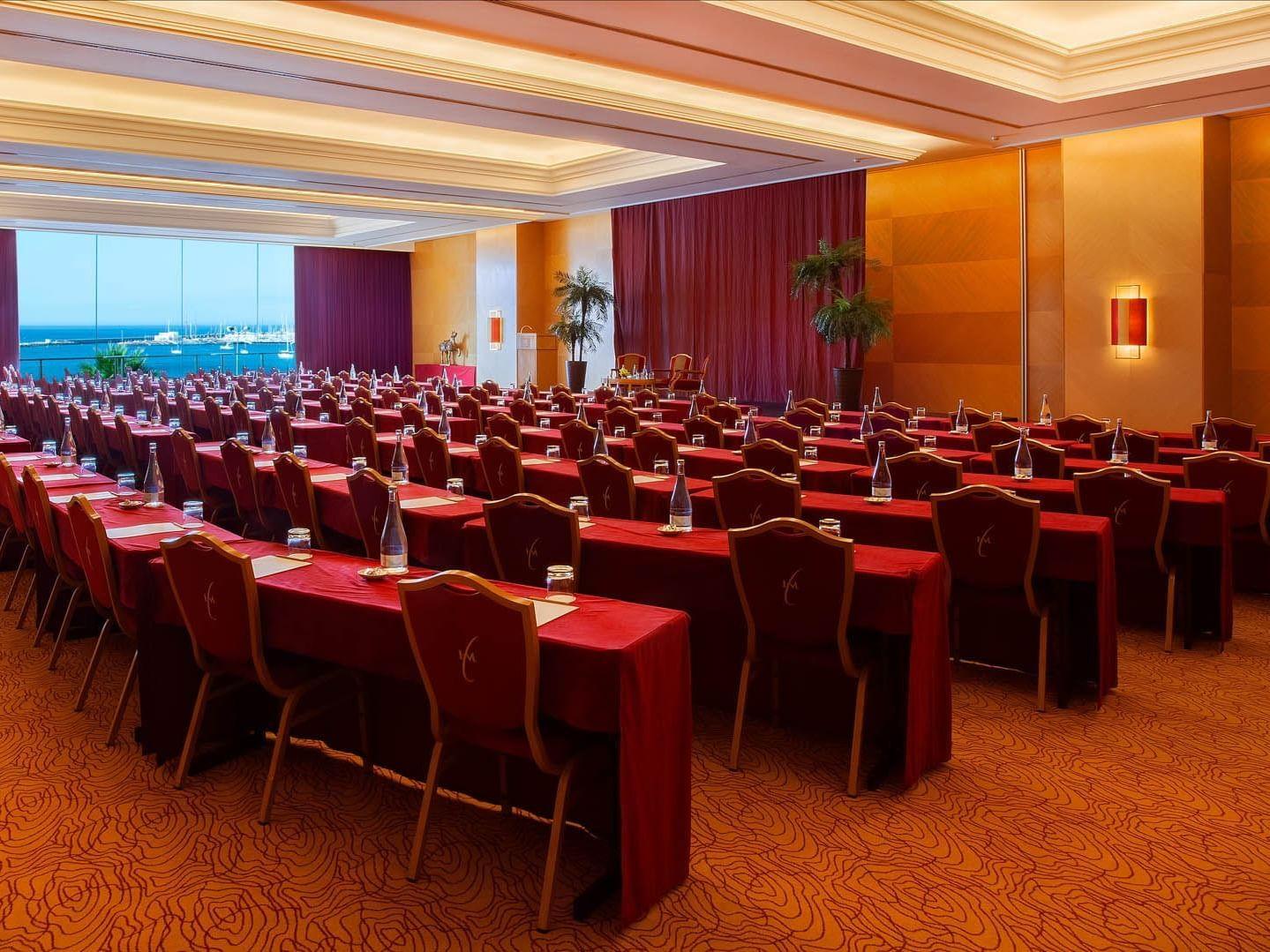 Salón de Reunión I y II del Hotel Cascais Miragem Health & Spa