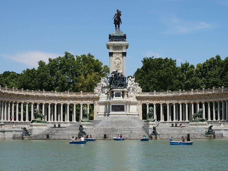 Actividades culturales en Madrid Parque de El Retiro