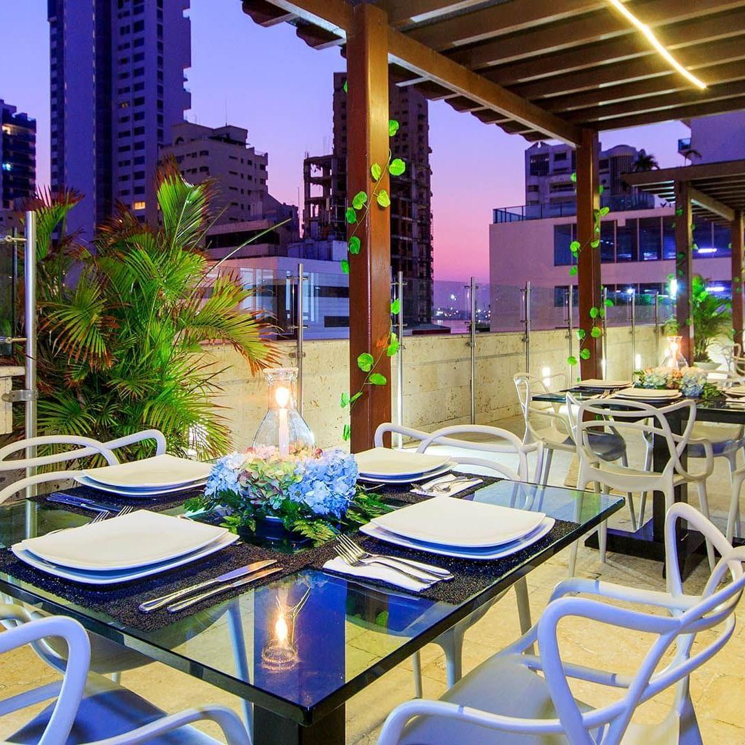 GIO Hotel Cartagena Tama