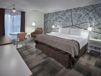 Coast Canmore Hotel & Conference Centre - Premium Room King