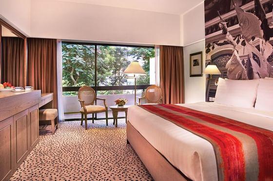 Deluxe Mayfair Room - Goodwood Park Hotel