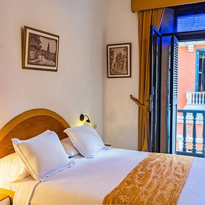 Centro Hotel Cartagena by DOT Tradition
