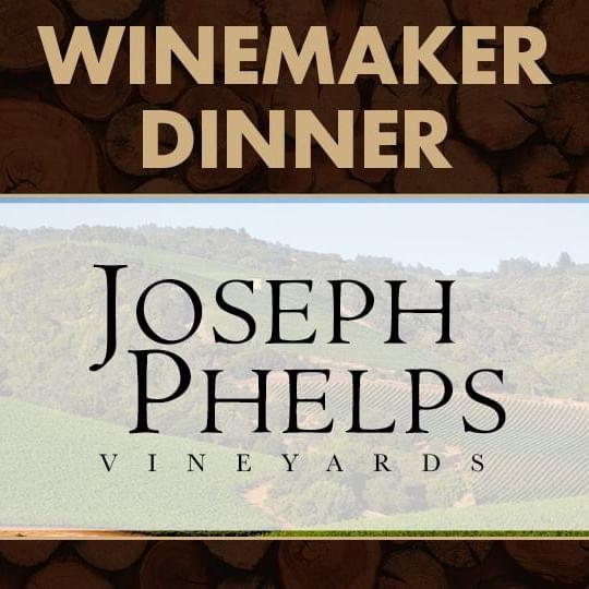 Winemaker Dinner with Joseph Phelps Vineyards Logo