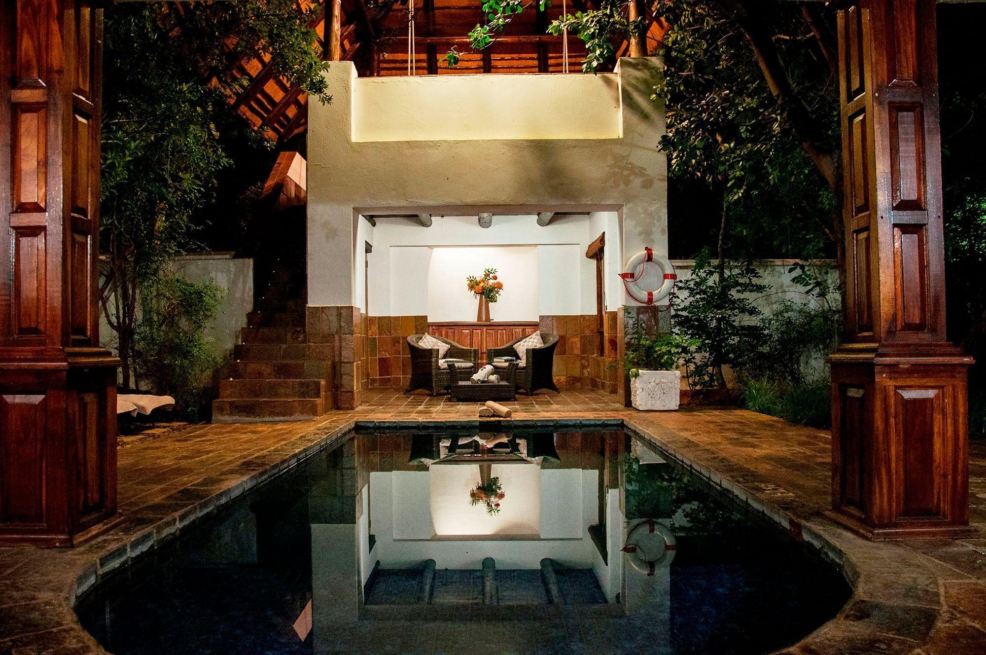 Kedar Suite Pool