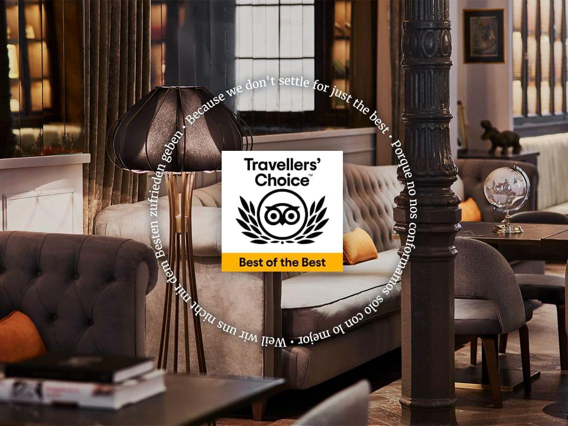 Gran Hotel Inglés premiado en los Travellers' Choice 2020 de Tripadvisor
