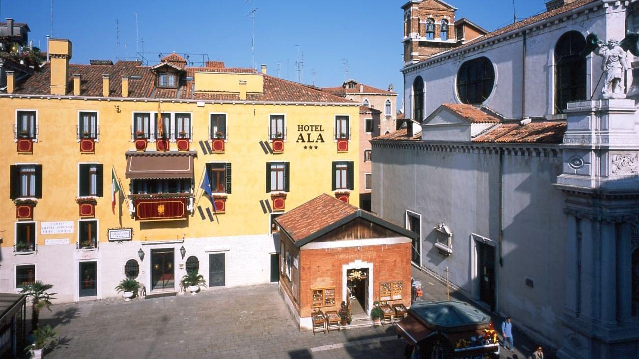 UNAHOTELS Ala Venezia ti dà il benvenuto