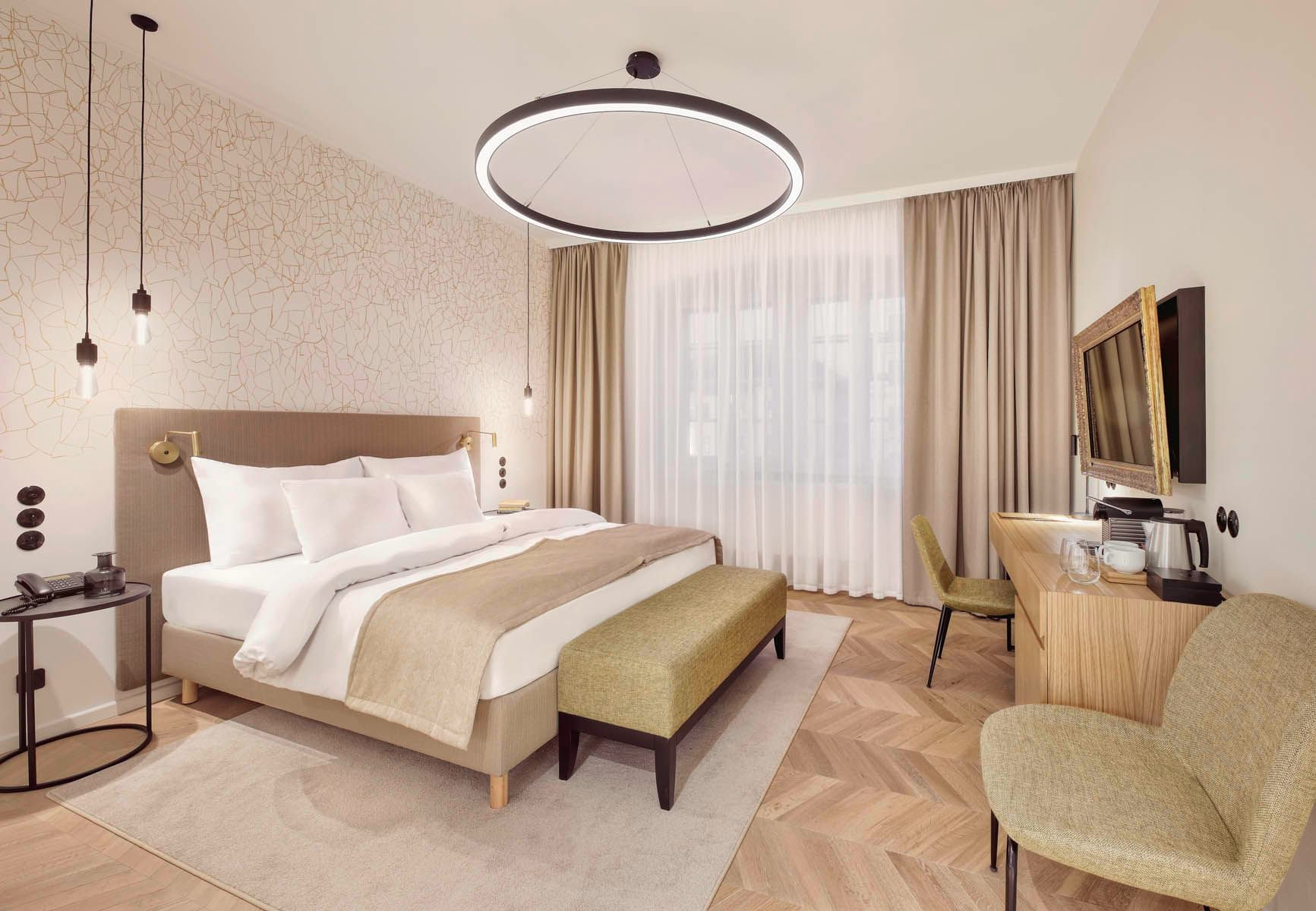 Superior Room at Hotel Old Inn