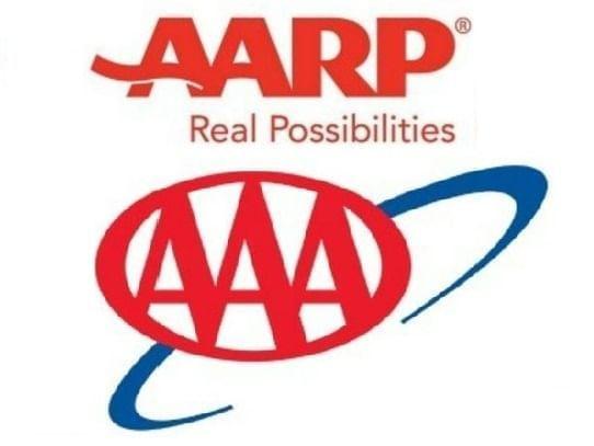 AAA & AARP Discounts