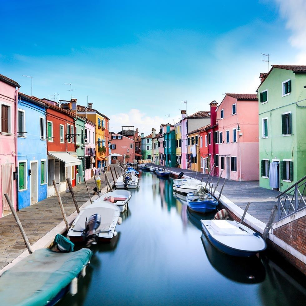 Burano City near Falkensteiner Hotels and Residences