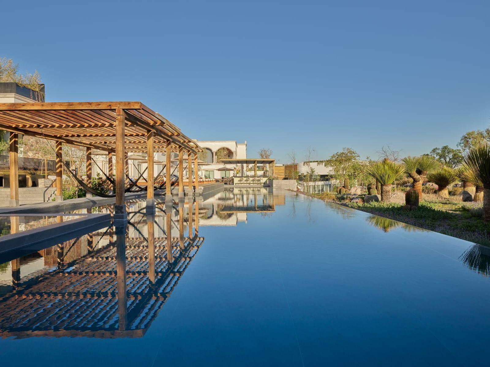 Pool at Live Aqua San Miguel de Allende Urban Resort