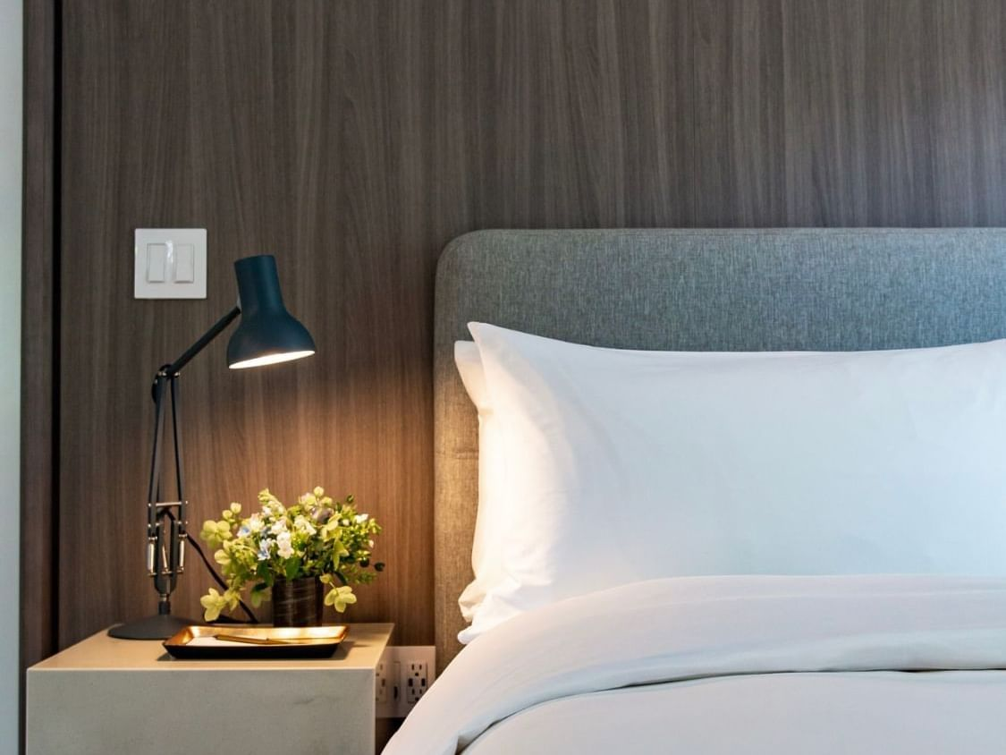 Housekeeping Service at The Roundtree, Amagansett, Hotel in Hamptons
