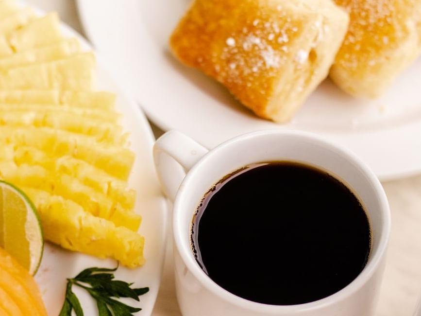 Breakfast at Hotel Villa Varadero