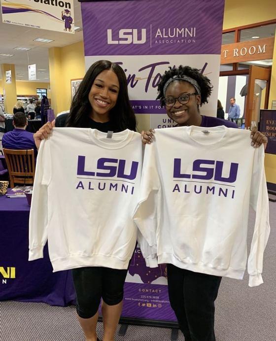 LSU Alumni Shirts