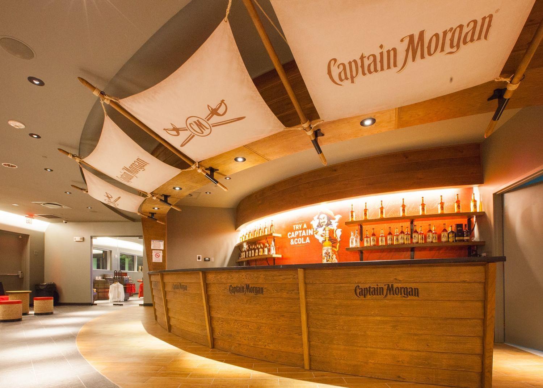 Captain Morgan Rum Distillery