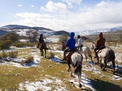 Horseback Riding Excursion Patagonia
