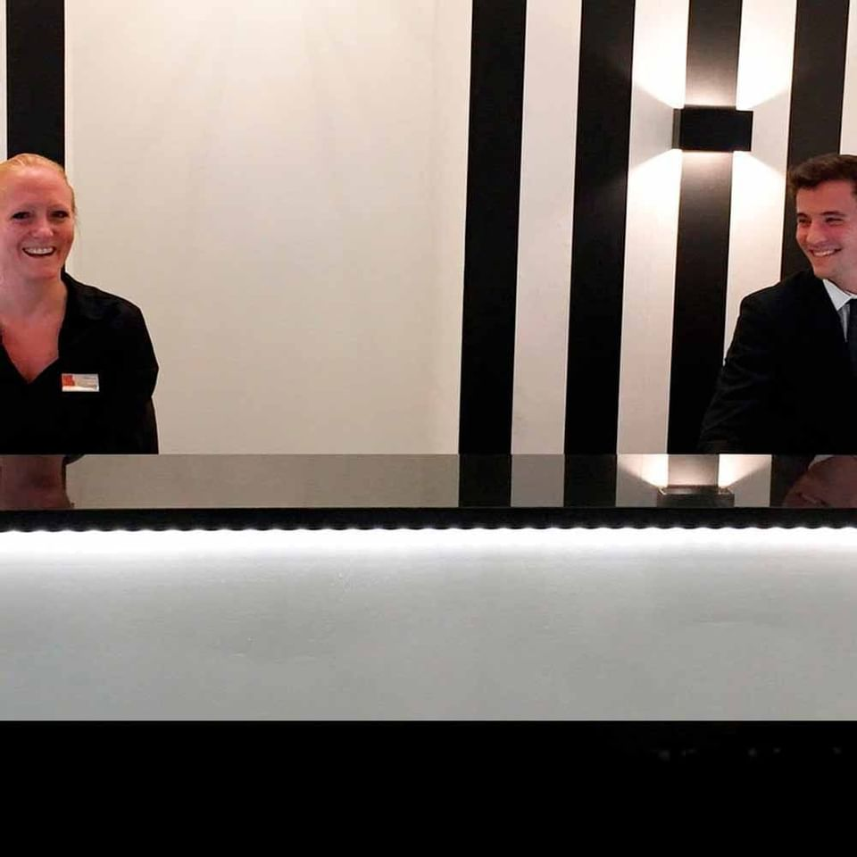 Staff at Rheinland Hotel Kollektion