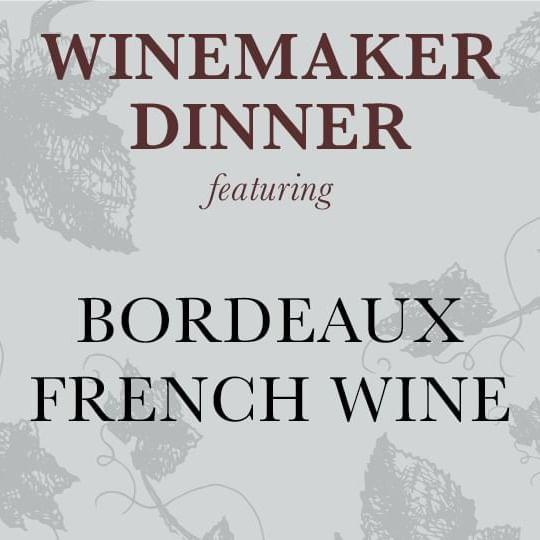 Bordeaux French Wine Logo