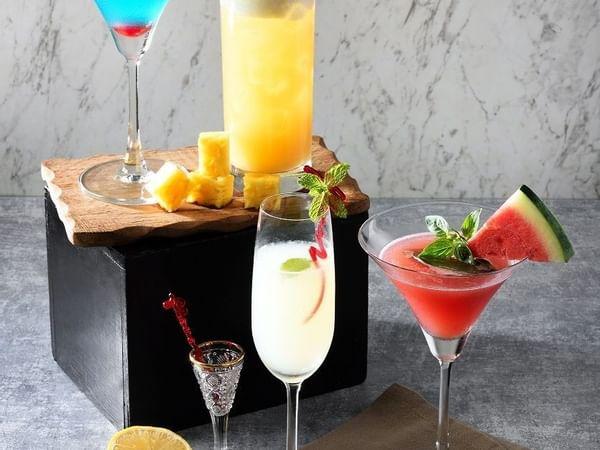 Delicious Cocktail at Dream Thailand Bangkok