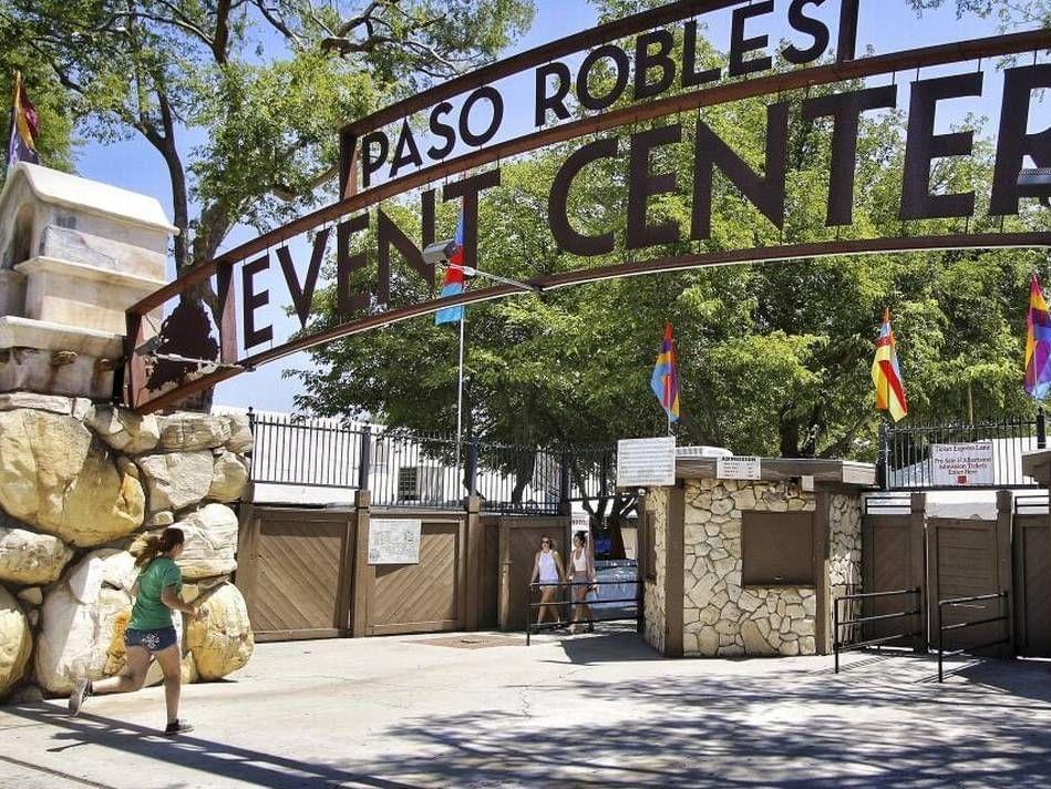 Paso Robles Event Center Entrance
