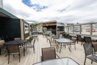 Coast High Country Inn - The Deck Patio
