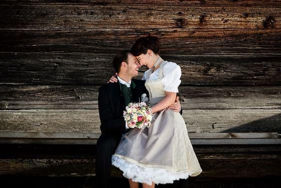 Wedding at Schloss Pichlarn