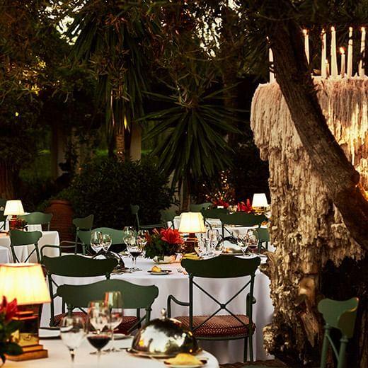 The Grill - Marbella Club