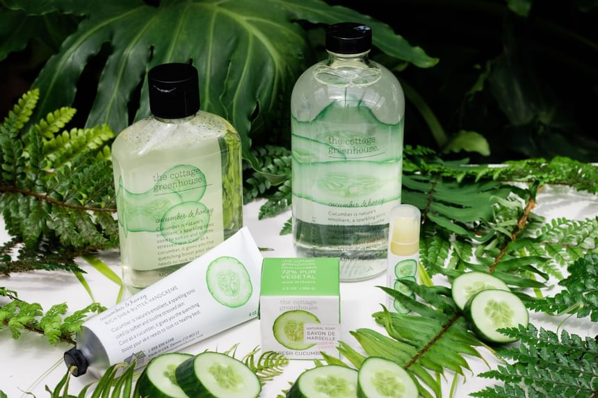 Spa Products at The Alderbrook Resort & Spa