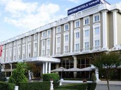 Building exterior at eresin hotels topkapi