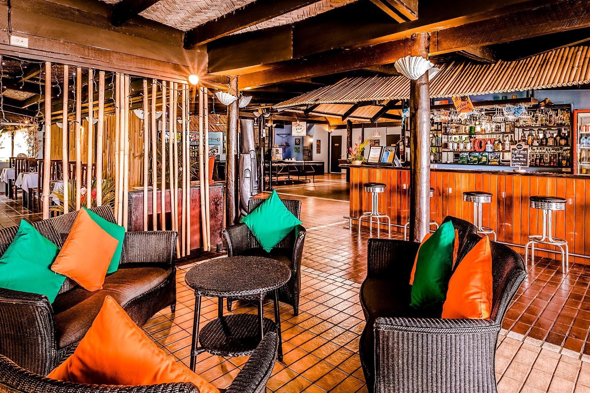 Tambua Sands Beach Resort Bar