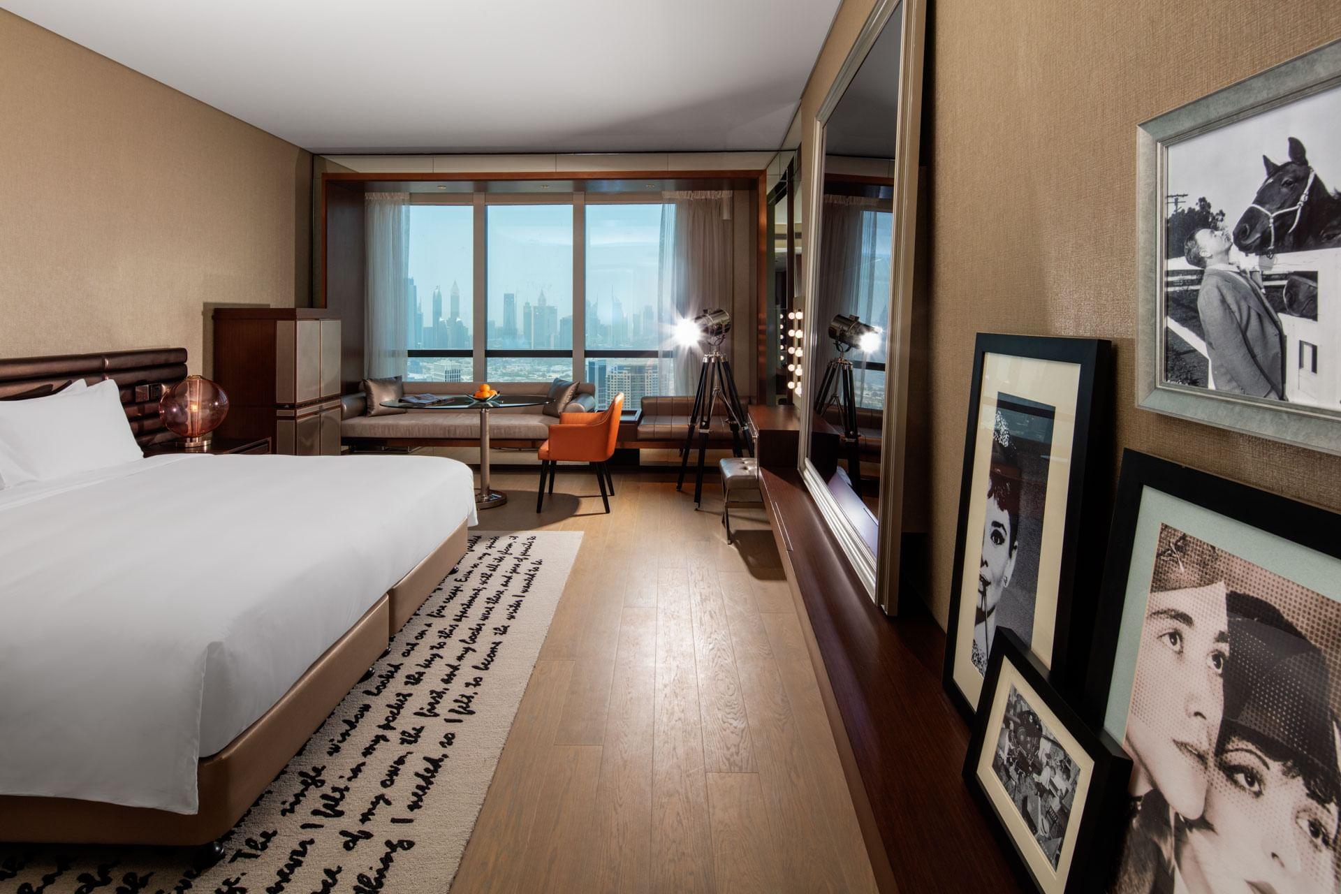 Scene Bedroom Warm light