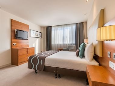 Rooms view at Thistle Hotels, London