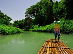 martha brae rafting near Holiday Inn Montego Bay