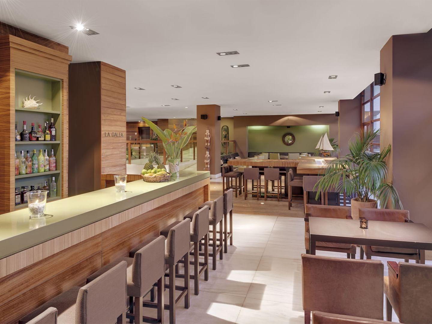 La Galea Bar at Precise Resort El Rompido