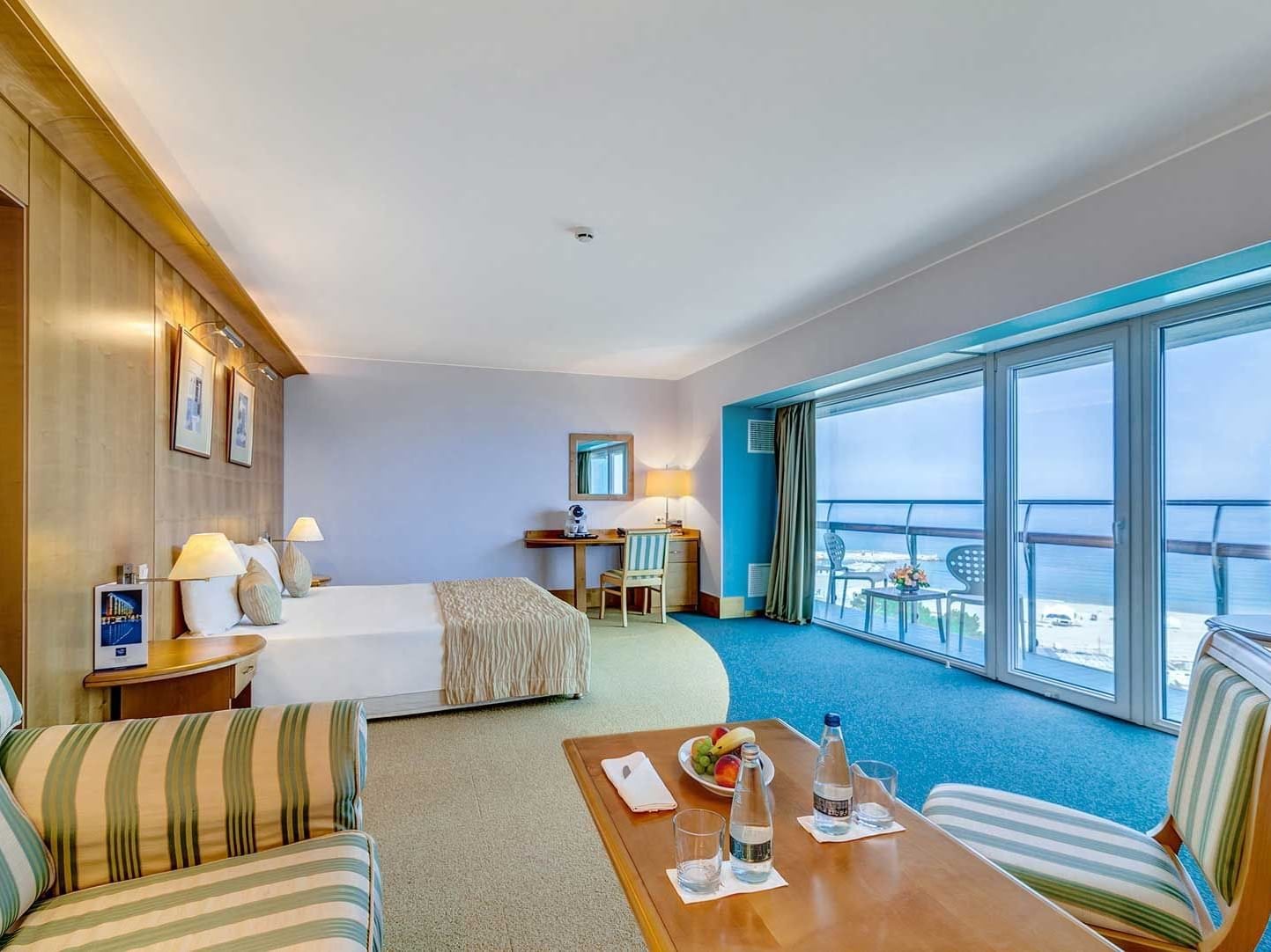 King Deluxe Room la Ana Hotels Europa Eforie Nord