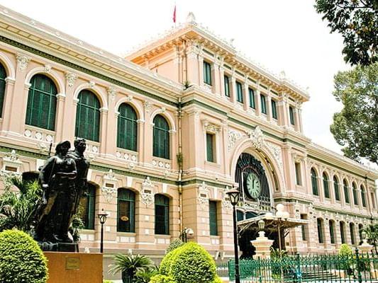 Saigon Central Post Office - Ho Chi Minh City