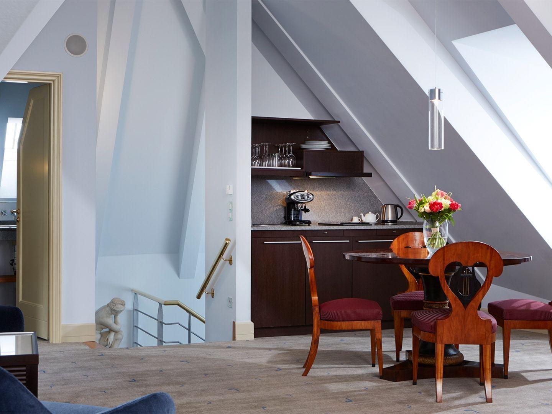 Blues Luxury Suite at Aria Hotel in Prague