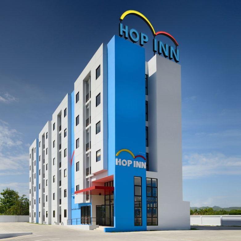โรงแรมฮ็อป อินน์ (Hop Inn hotel) มีกี่สาขา?