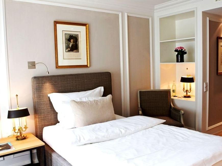 Classic Einzelzimmer im Hotel München Palace