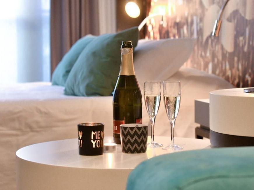 Hotel in Turin   Romantic Surprise