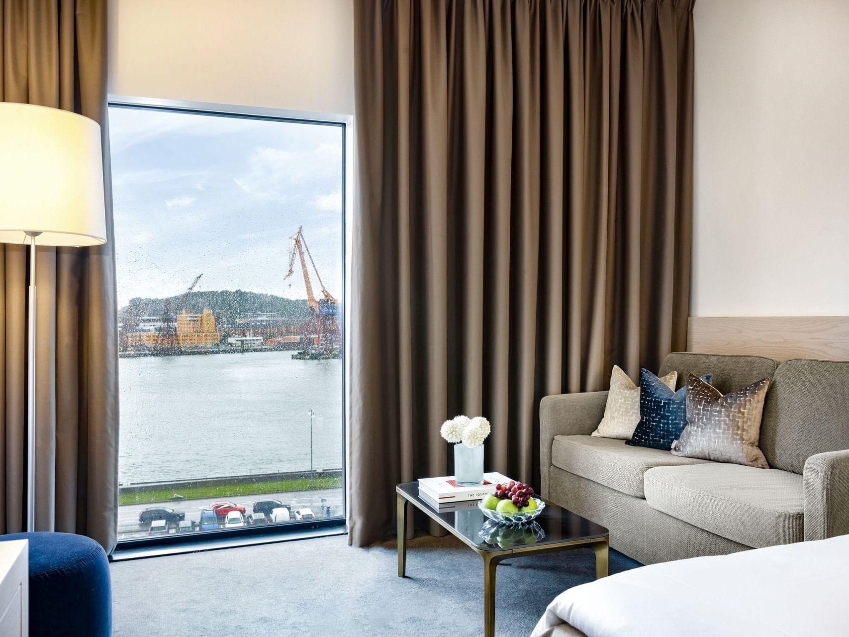 Superior Queen at Hotel Riverton Gothenburg