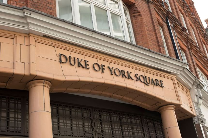 Duke of York Square at Sloane Square Hotel