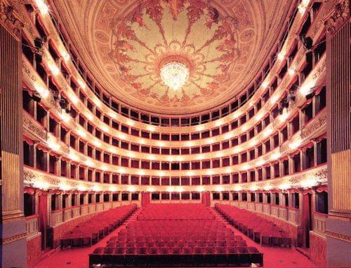 Teatro Argentina Vicino Bettoja Hotels