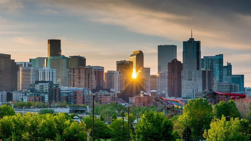 Denver Dawn at Warwick Denver