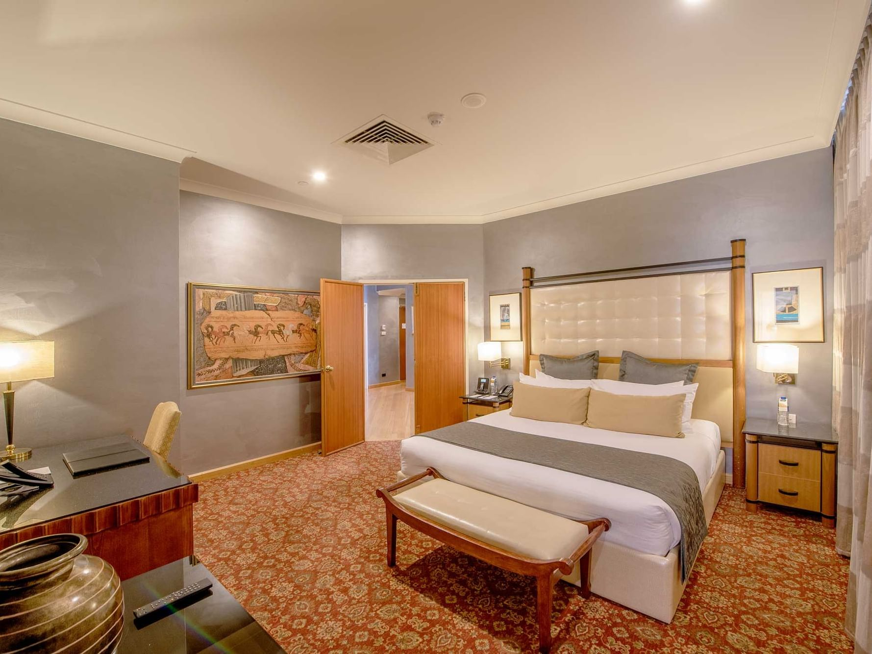 A view of Presidential Suite  in Duxton Hotel Perth